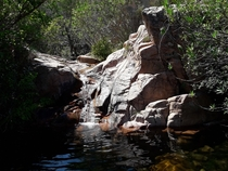 went to Sardinia last summer got to this natural pool in the remote east