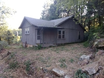 years after the last time I was there I was able to find my great-grandmothers house on Lookout Mountain