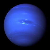 years ago Voyager  had its closest approach to Neptune
