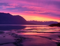 A beautiful commute along Turnagain Arm this morning from the Hope Hwy OC