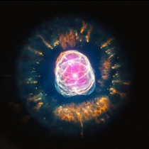 A Beautiful End to a Stars Life -- The Eskimo Nebula