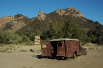 A beautiful -mile hike in Malibu Creek State Park leads to the abandoned MASH site