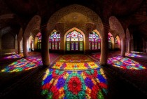 A Beautiful Mosque Iran