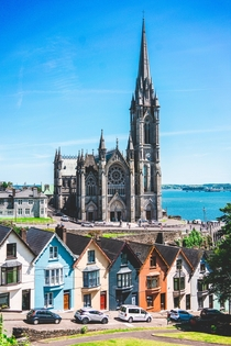 A Beautiful Summer Day in Cobh Ireland