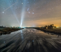 A Cold River to Orion