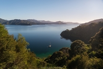 A Crisp Morning - Marlborough Sounds Aotearoa