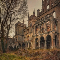A Crumbling Castle in KopicePoland