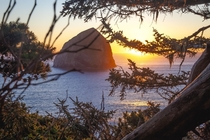 A decent view Cape Kiwanda Oregon USA  x