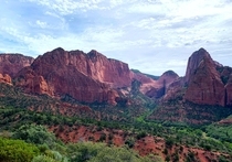 A detour worth taking - Kolob Canyons Zion National Park UT