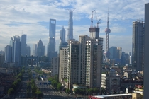 A different view of Shanghai