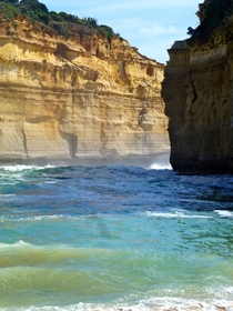 A Double Bluff in Victoria Australia or is it