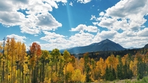 A Fall Walk in Silverthorne CO
