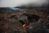 A Fissure on the Kamchatka Peninsula Russia  Photo by Vadim Nikiforov