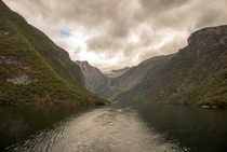 A Fjord in the West of Norway