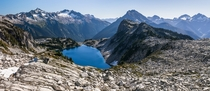 A glimpse into the North Cascades Hidden Lake Washington