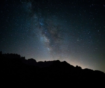 A glimpse into the stars from Grazalema Spain