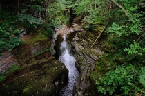 A gorge-ous little gorge created by the South Tyne river in the North Pennines Garrigill North Pennines England