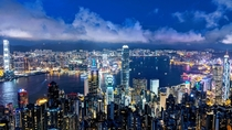 A great pic of HongKong Is it one of the best Yall decide