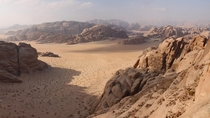 A less known corner of Wadi Rum Jordan