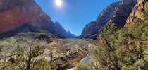 A life changing experience Zion National Park Utah