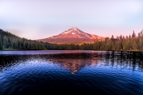 A little late to the party but Happy Earth Day earthlings - Lake Trillium Oregon