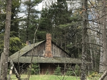 A little utilized hunting cabin outside of Traverse City MI x