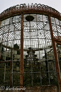 A long-forgotten Victorian greenhouse in Castlebridge Wexford By Wastedwords on Flickr