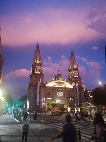 A lovely afternoon in Guadalajara Mexico