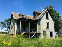 A mysterious home found in the Midwest