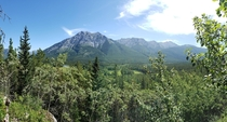 A nice shot from Kananaskis county Alberta  x