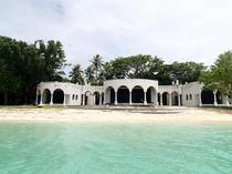 -a-night celebrity retreat disappearing into tropical rainforest Kakula Island Vanuatu