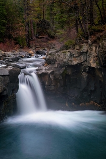A Northern California Gem Lower McCloud Falls Shasta County CA
