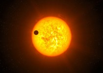 A not-so-hot discovery a relatively cool extrasolar planet found