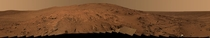 A Panorama of Mars from Larrys Lookout