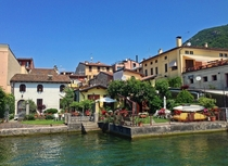 A part of Sal Lago di Garda in Italy