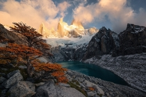 A perfect morning enjoying fall colors and an absolutely massive Fitz Roy OC  rosssvhphoto