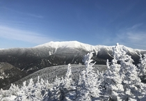 A picture I took near the top of Cannon in Franconia Notch New Hampshire