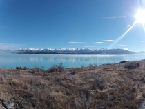 A picture I took of Lake Tekapo New Zealand in July