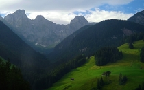 A place near Gstaad Switzerland