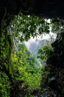 A place straight out of Tomb Raider or Indiana Jones - Madeira
