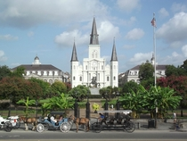 A real American jewel - Jackson Square New Orleans Louisiana