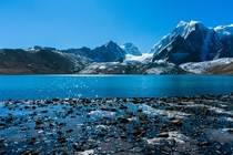 A regular day at gurudongmar lake Sikkim  x