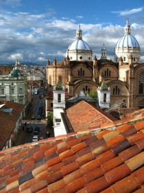 A Roof with a View - Cuenca Ecuador