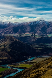 A shot I took on my recent trip to New Zealand such a breathtaking place