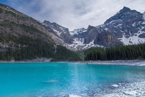 A side of Moraine Lake that most people dont visit Banff AB
