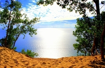 A slice of Pure Michigan bliss at Sleeping Bear Dunes