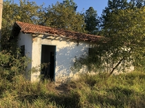A smal Abandoned house in an old farm in So Jos dos CamposSP-Brazil