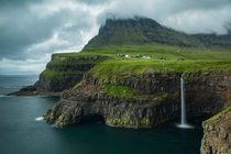 A small community on the Faroe Islands a self-governing archipelago part of the Kingdom of Denmark Marco Grassi