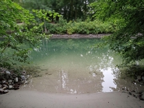 A small River near Werbellinsee i suprsiginly found on my Biking Tour Brandenburg Germany