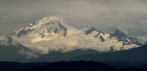 A stormy Mt Baker Washington State x